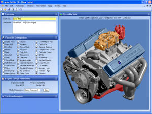 Welcome to Virtual Engine Dyno - The Ultimate in Engine